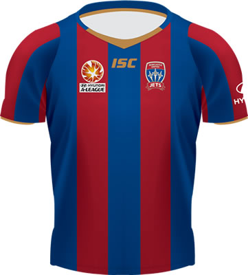 ISC Newcastle Jets Kit