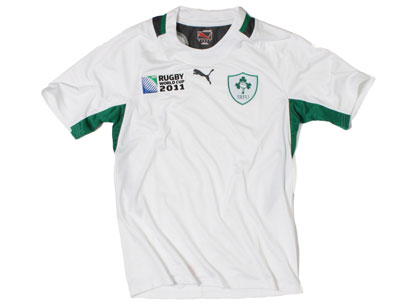 Irish Alternate RWC Shirt