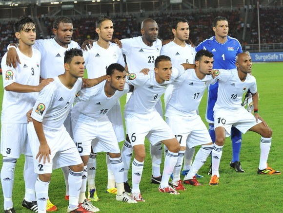 Libya Africa Cup of Nations Kit 2012