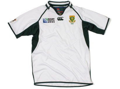 South Africa RWC Shirt Away