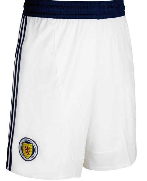 New Scotland Kit 2012 Shorts