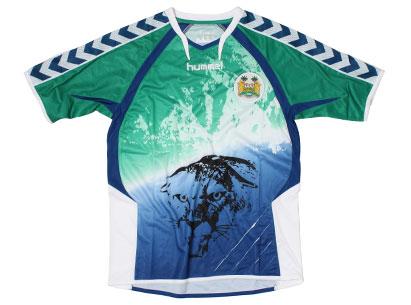 Sierra Leone Football Kit 2012