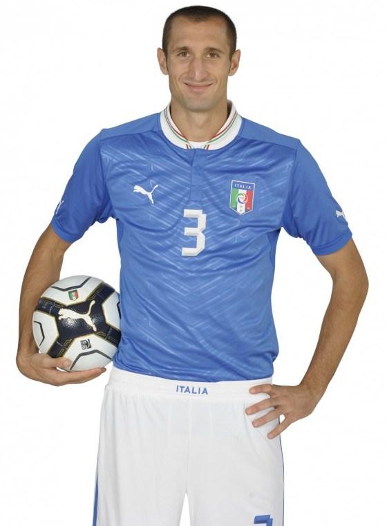 Italy New Kit 2012