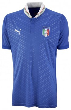 New Azzurri Jersey 2012