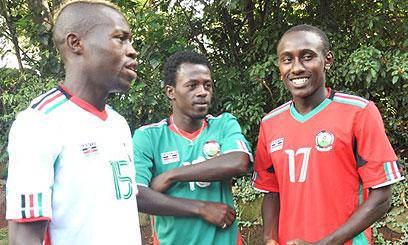 New Kenya Soccer Jersey 2012