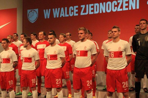 New Poland Jersey 2012 Euro Nike