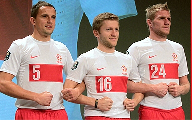 New Poland Kit 2012