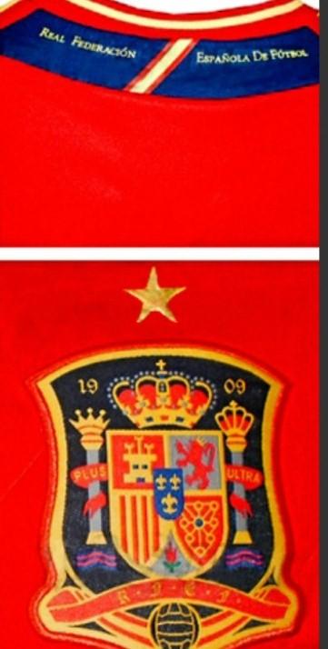 New Spain Euro 2012 Kit