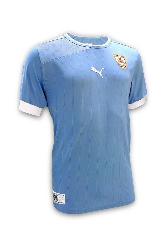 New Uruguay Jersey 2012 Puma