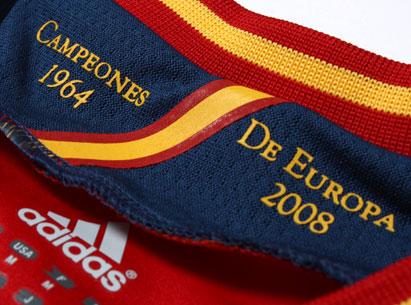 Spain Euro 2012 Strip