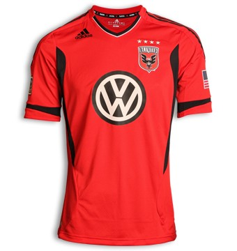 New DC United Third Jersey 2012