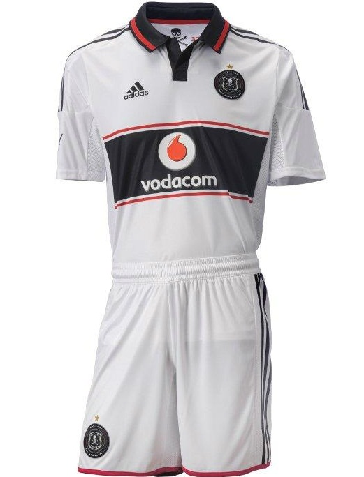New Orlando Pirates 75th Anniversary Jersey 2011