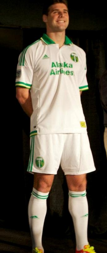 Portland Timbers Third Jersey 2012