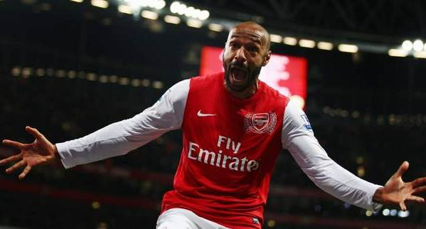 Henry Arsenal Strip