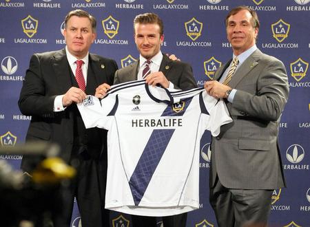 LA Galaxy 2012 Jersey