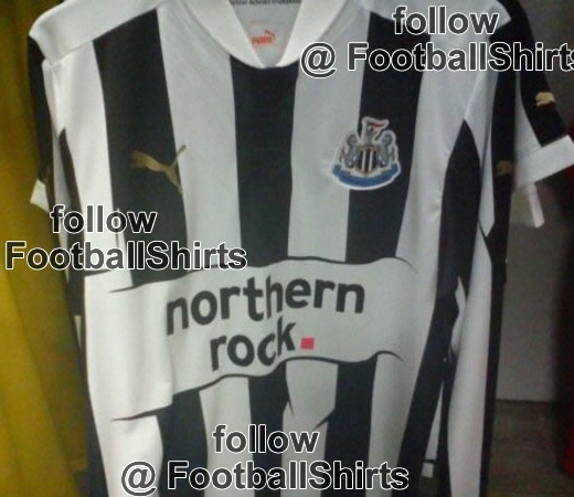 Leaked Newcastle Strip 2012-13