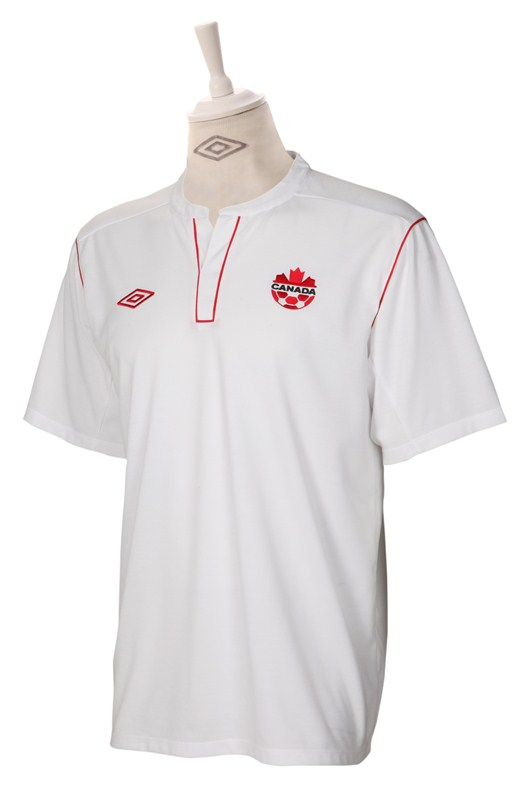 Canada Away Soccer Jersey 2012