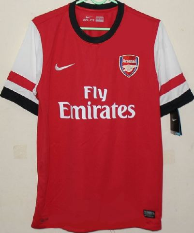 Leaked Arsenal Top 2012