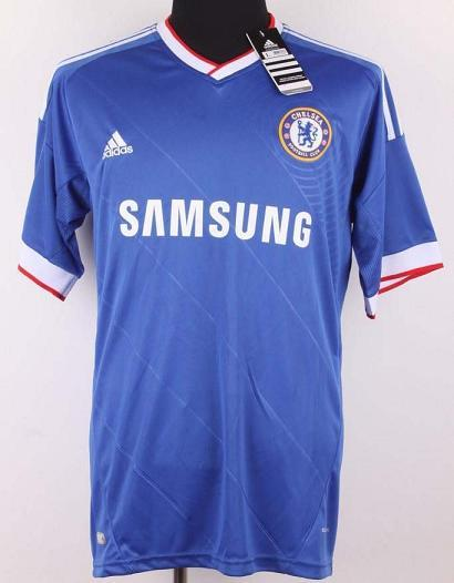 Leaked New Chelsea Kit 2012-2013