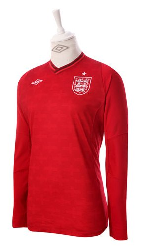 New England Euro 2012 Goalkeeper Kit