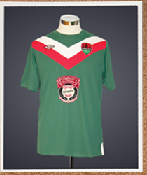 New Cork City Home Kit 2012