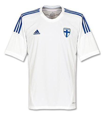 New Finland Jersey 12-13