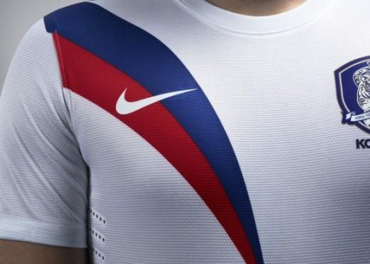 New South Korea Jersey 2012 Nike