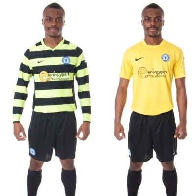 Peterborough Away Kit Vote Options 2013