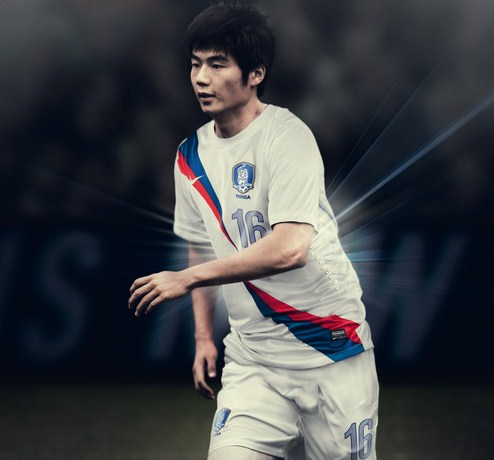 South Korea New Kit 2012 Nike 2013