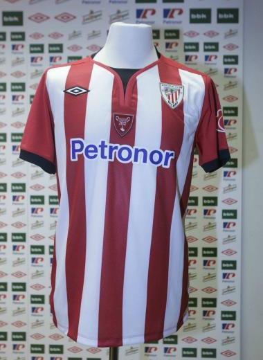 Bilbao Spanish Cup Jersey