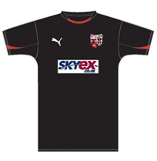 Black Brentford Shirt 2012 2013