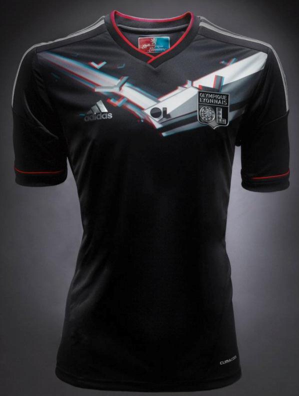 Black Lyon 3D Shirt 2012