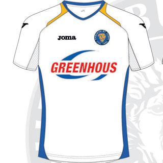 Joma Shrewsbury Town Shirt 2012