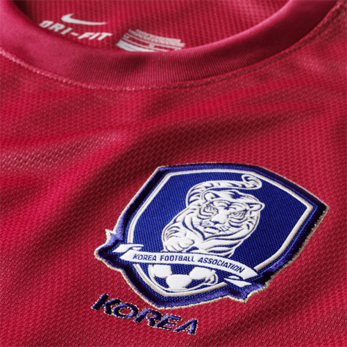 Korea Republic Home Shirt 2012