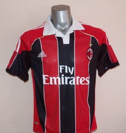 Leaked AC Milan Jersey 2013