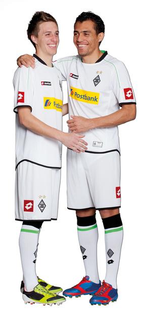 Lotto Borussia Monchengladbach Jersey 2012-2013