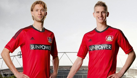 New Bayer Leverkusen Jersey 2012-2013
