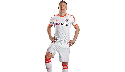 New Bayern Munich Away Jersey 2012