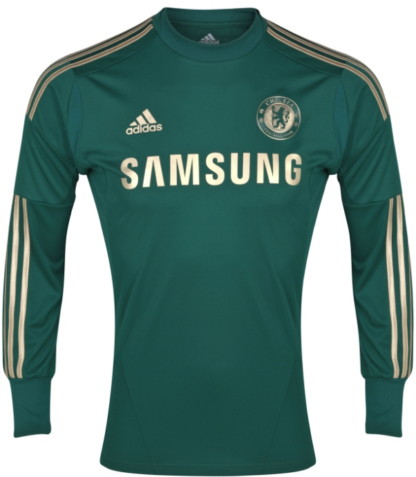 New Chelsea Goalkeeper Kit 2012-2013