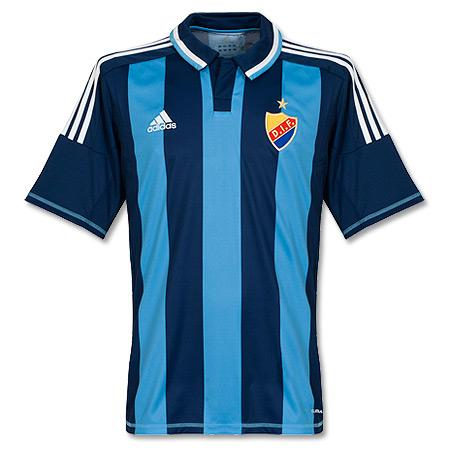 New Djurgarden 2012 Shirt