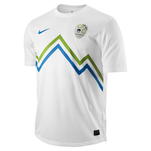 New Slovenia Kit 2012 2013