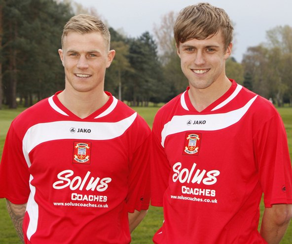 New Tamworth Home Shirt 2012 2013