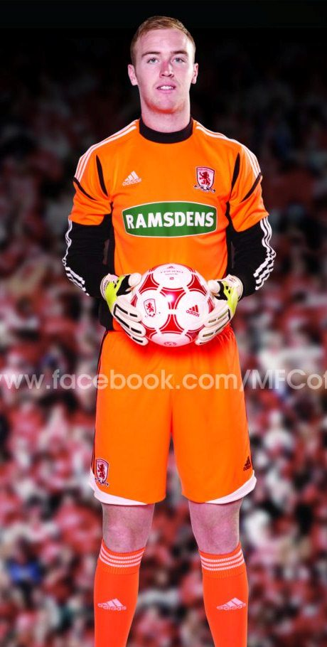 Orange Boro Goalkeeper Kit