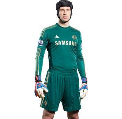 Petr Cech Chelsea Jersey 2013