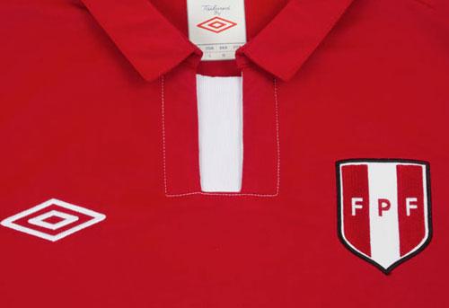 Umbro Peru Kit 2012