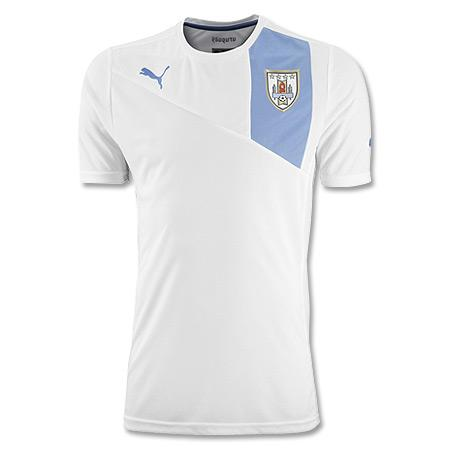 Uruguay Away Shirt 2012