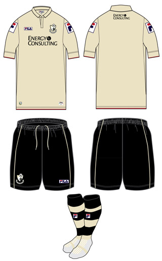 AFC Bournemouth Soccer Jersey 2012