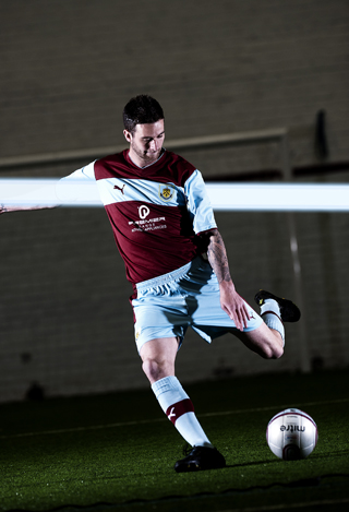 Burnley New Kit 2012