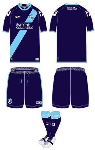 Energy Consulting AFC Bournemouth Shirt 2012