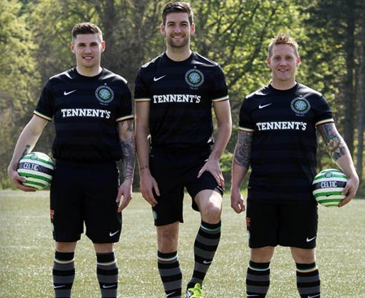 Glasgow Celtic Away New Jersey 2013